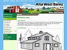 Alberta barns and equestrian jumps