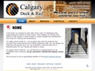 Calgary Deck & Rail Inc.