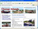 Change Islands Municipal Website