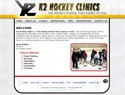 K2 Hockey Clinics is The Hockey School That Comes To You.
